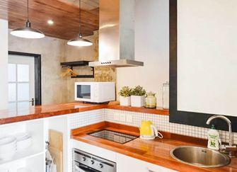 10-15万70平米公寓工业风风格厨房效果图