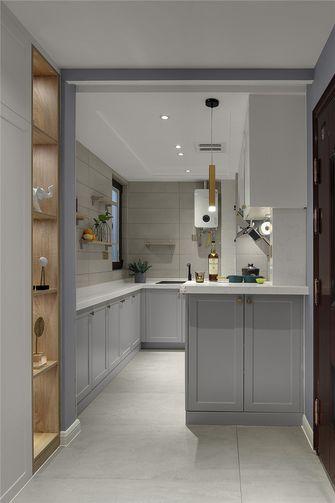 经济型50平米小户型现代简约风格厨房图片大全