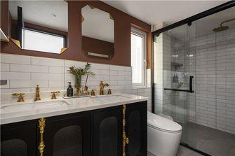 20万以上110平米三室两厅法式风格卫生间效果图
