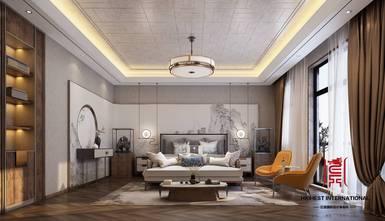 140平米欧式风格卧室图片大全