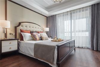 50平米小户型法式风格卧室装修效果图