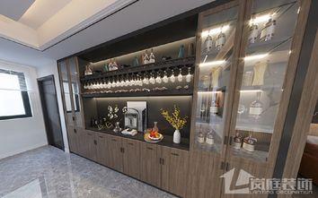豪华型140平米四室两厅现代简约风格储藏室装修效果图