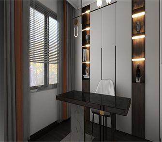 富裕型120平米三室两厅现代简约风格梳妆台装修图片大全