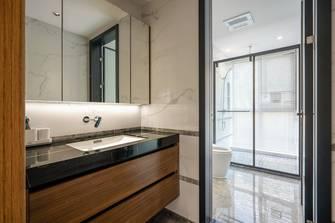 豪华型140平米三室两厅港式风格卫生间装修图片大全