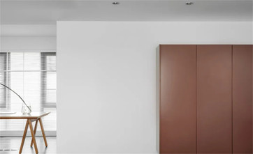 140平米复式现代简约风格玄关图片大全