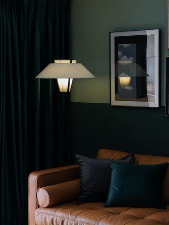 经济型70平米英伦风格客厅图片