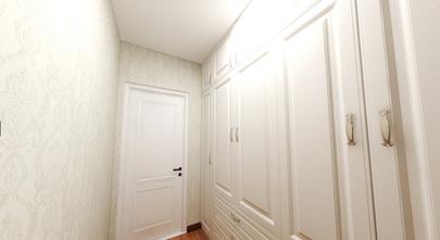 120平米三室一厅欧式风格衣帽间装修图片大全