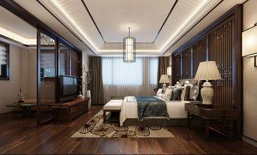 豪华型140平米别墅中式风格卧室图
