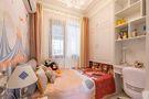 15-20万110平米三室两厅欧式风格青少年房欣赏图
