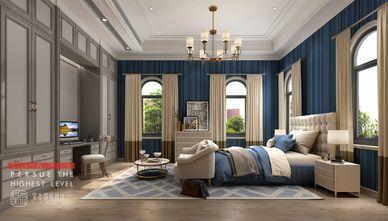20万以上140平米别墅新古典风格卧室图