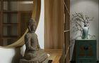 富裕型140平米三室一厅中式风格其他区域效果图