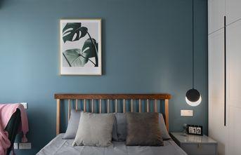 5-10万三室两厅北欧风格卧室装修案例