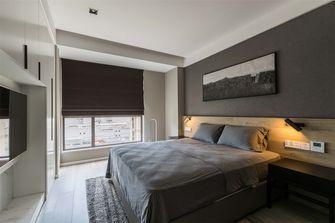 20万以上140平米四室两厅现代简约风格卧室效果图