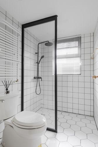 15-20万120平米三室两厅北欧风格卫生间设计图