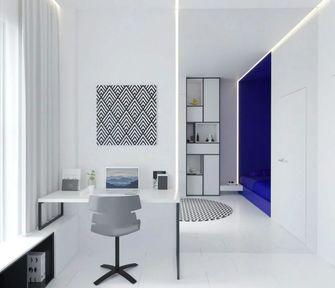 经济型70平米公寓混搭风格客厅设计图