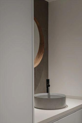 经济型140平米三室一厅现代简约风格卫生间装修效果图