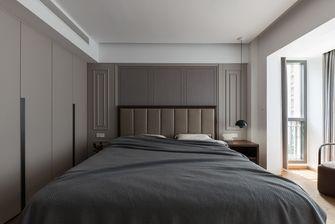 140平米三北欧风格卧室效果图