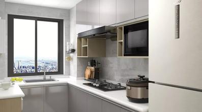 5-10万90平米日式风格厨房装修效果图