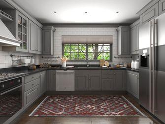 30平米以下超小户型美式风格厨房图片大全
