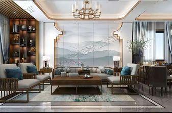 富裕型140平米复式中式风格客厅欣赏图