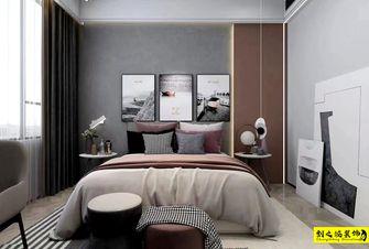 豪华型140平米四室一厅现代简约风格卧室装修效果图