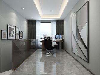 经济型140平米复式现代简约风格楼梯间图片大全