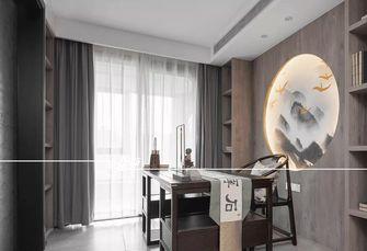 10-15万140平米三室两厅中式风格书房装修案例