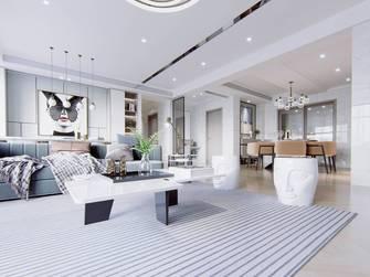 10-15万120平米三室两厅地中海风格客厅欣赏图