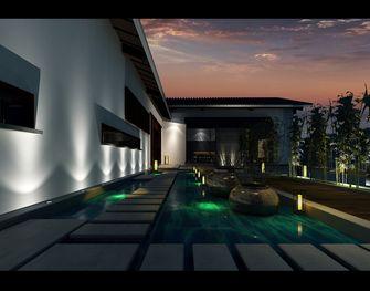 豪华型140平米公装风格走廊图片