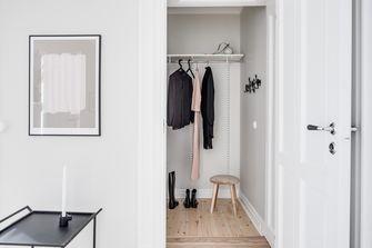 豪华型140平米四室两厅北欧风格衣帽间设计图