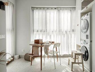 经济型60平米公寓日式风格阳台图