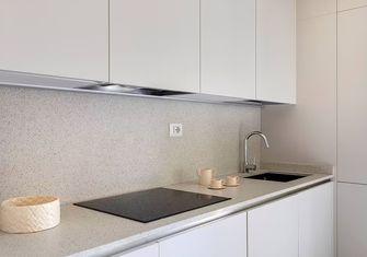 110平米三室两厅新古典风格厨房装修效果图