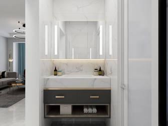 5-10万110平米三室三厅轻奢风格卫生间效果图
