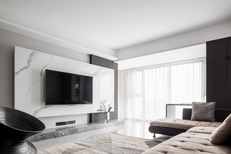 豪华型130平米三英伦风格客厅装修图片大全