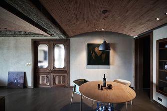 豪华型140平米四室两厅工业风风格餐厅欣赏图