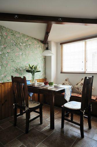 富裕型140平米四室两厅东南亚风格餐厅效果图