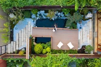 富裕型60平米别墅日式风格其他区域设计图