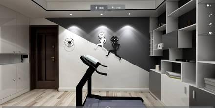 经济型50平米小户型现代简约风格客厅图片