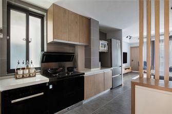 富裕型120平米三室两厅法式风格厨房装修图片大全
