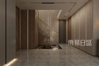 140平米别墅轻奢风格楼梯间装修效果图