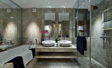 富裕型130平米三室两厅欧式风格卫生间效果图