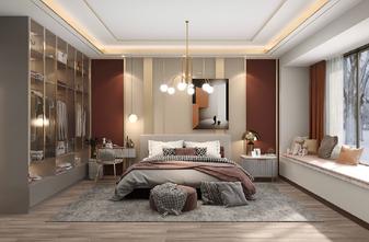 5-10万140平米四现代简约风格卧室设计图