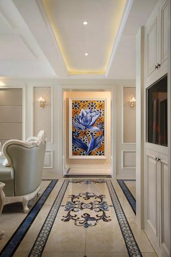 140平米三室一厅欧式风格走廊欣赏图
