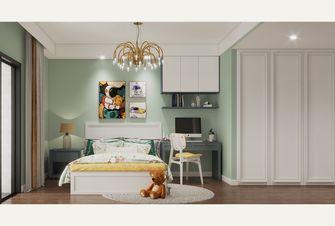 20万以上140平米四室一厅法式风格青少年房欣赏图