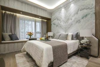 140平米四室一厅轻奢风格卧室图