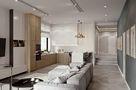 20万以上140平米四室两厅北欧风格客厅图片大全