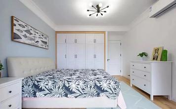 经济型80平米现代简约风格卧室图片大全