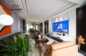 富裕型130平米三现代简约风格客厅欣赏图
