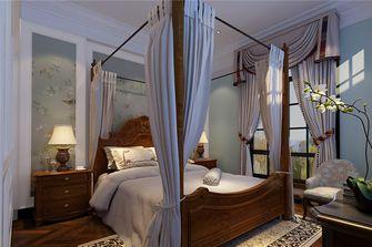 20万以上140平米别墅新古典风格卧室装修案例