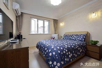 富裕型120平米三现代简约风格卧室设计图